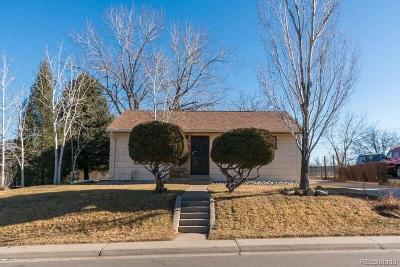 Denver Single Family Home Active: 112 South Zenobia Street