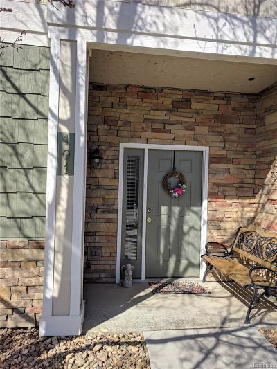 Broomfield Condo/Townhouse Under Contract: 3575 Boulder Circle #101