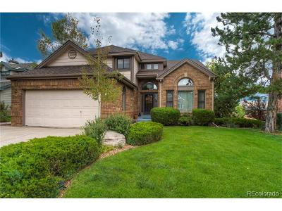 Littleton Single Family Home Under Contract: 8 Paonia