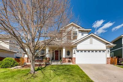 Westminster Single Family Home Active: 9863 Carr Circle