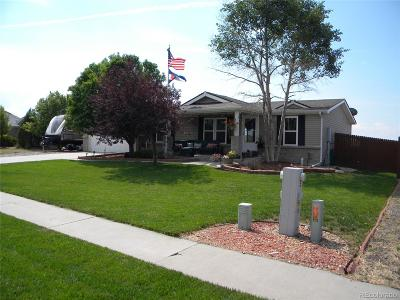 Kiowa Single Family Home Under Contract: 542 Shasta Court