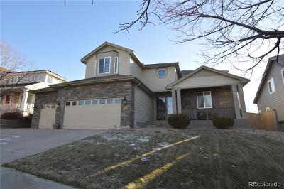 Highlands Ranch Single Family Home Active: 778 Ridgemont Circle