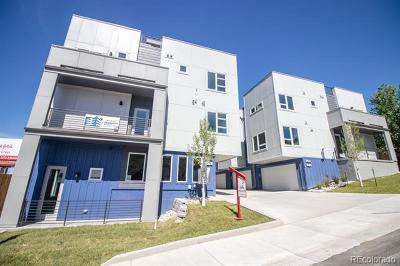 Denver Condo/Townhouse Active: 435 South Forest Street #4