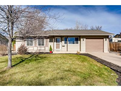 Littleton Single Family Home Under Contract: 6341 West Alder Avenue