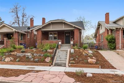 Single Family Home Under Contract: 1033 Monroe Street