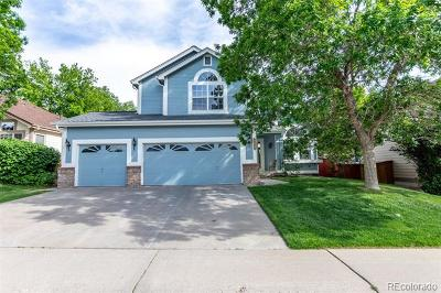 Highlands Ranch Single Family Home Active: 930 West Sage Sparrow Circle