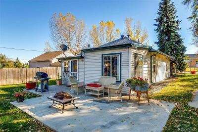 Golden, Lakewood, Arvada, Evergreen, Morrison Single Family Home Under Contract: 16535 West 50th Avenue