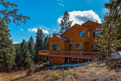 Evergreen Single Family Home Under Contract: 28202 Bonanza Drive