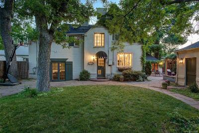 Denver Single Family Home Active: 1254 Monaco Parkway