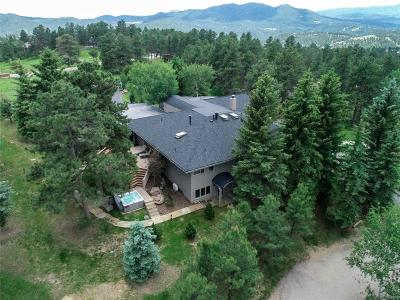 Golden Single Family Home Active: 1825 Foothills Drive South