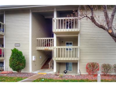 Aurora Condo/Townhouse Active: 4064 South Atchison Way #201