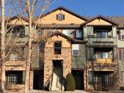 Denver Condo/Townhouse Under Contract: 5255 Memphis Street #1117