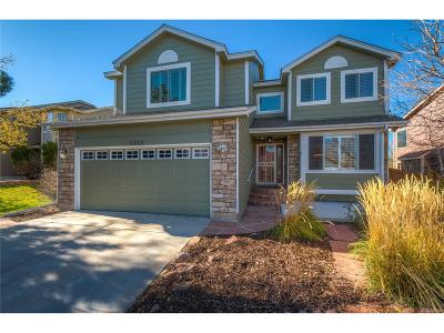 Highlands Ranch Single Family Home Active: 6866 Edgewood Way