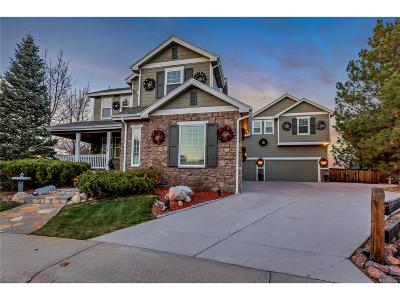 Highlands Ranch Single Family Home Active: 10121 Rustic Redwood Way