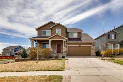 Parker Single Family Home Active: 12196 South Hawks Rim Trail
