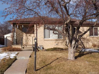Denver Single Family Home Under Contract: 2577 South Vrain Street