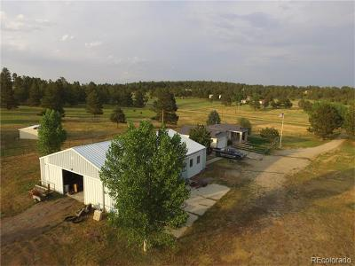 Deer Trail CO Single Family Home Active: $455,000
