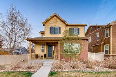 Westminster Single Family Home Under Contract: 7392 Depew Street
