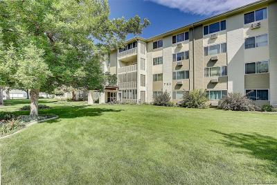 Denver Condo/Townhouse Active: 750 South Alton Way #10A