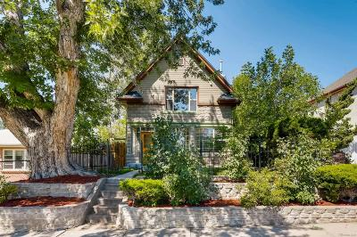 Denver Single Family Home Active: 3301 North Cook Street