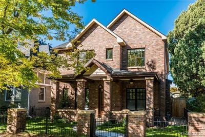 Denver CO Single Family Home Active: $1,995,000