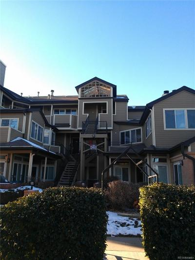 Greenwood Village Condo/Townhouse Active: 6001 South Yosemite Street #G302