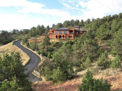 Manitou Springs Single Family Home Under Contract: 230 Crystal Park Road