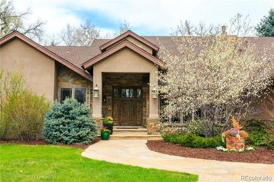 Cherry Hills Village CO Single Family Home Active: $2,140,000