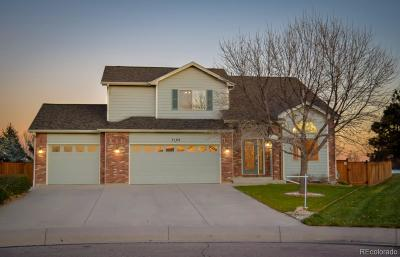 Greeley Single Family Home Active: 7106 West 23rd Street Road