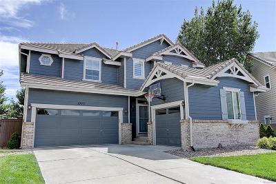 Highlands Ranch Single Family Home Active: 10512 Westcliff Place