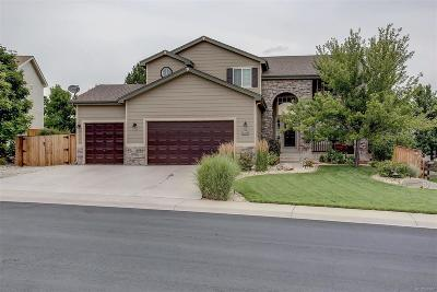 Parker Single Family Home Under Contract: 21795 Mount Elbert Place