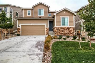 Castle Rock Single Family Home Active: 2705 Garganey Drive