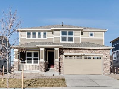 Aurora CO Single Family Home Active: $556,137
