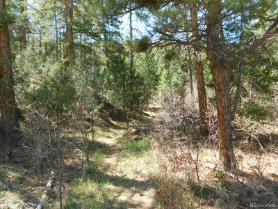 Larkspur CO Residential Lots & Land Active: $34,500