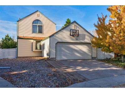 Littleton Single Family Home Active: 8025 South Johnson Court