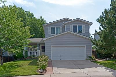 Littleton Single Family Home Active: 8146 Eagleview Drive