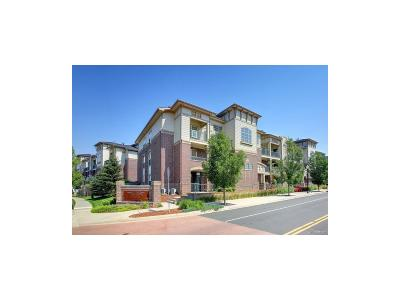 Condo/Townhouse Under Contract: 3852 South Dallas Street #8-301