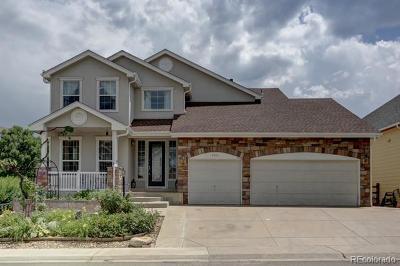 Littleton Single Family Home Active: 6994 South Garrison Street