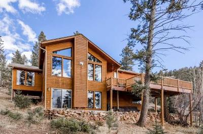 Conifer Single Family Home Under Contract: 30813 Kings Valley Drive