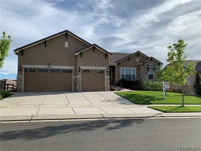 Broomfield Single Family Home Active: 15915 Quandary Loop