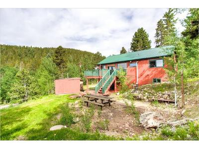 Single Family Home Sold: 3470 Beaver Brook Canyon Road