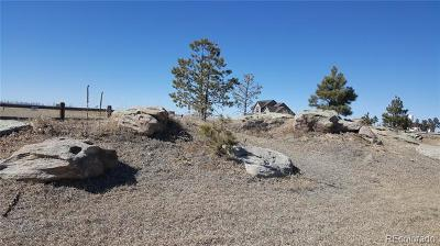 Elbert County Residential Lots & Land Active: 24935 Cave Spring Trail