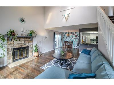 Aurora Single Family Home Under Contract: 11657 East Cornell Circle