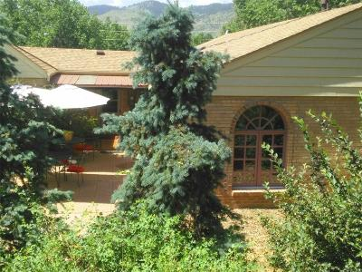 Golden Single Family Home Active: 2811 Lookout View Drive