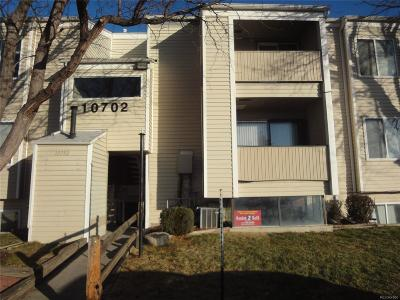 Aurora Condo/Townhouse Active: 10702 East Exposition Avenue #103