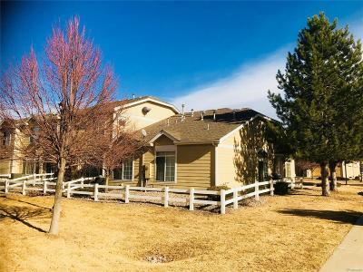 Denver Condo/Townhouse Active: 14400 Albrook Drive #53