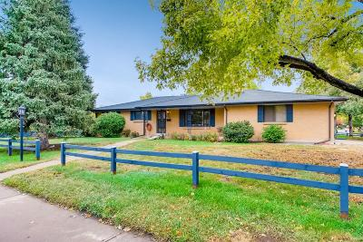 Lakewood Single Family Home Active: 8560 West Mississippi Avenue