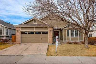 Highlands Ranch Single Family Home Under Contract: 10041 Sage Sparrow Court