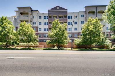 Condo/Townhouse Active: 2200 South University Boulevard #206