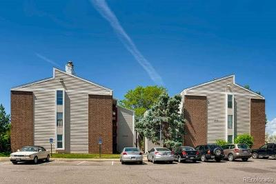 Westminster Condo/Townhouse Under Contract: 2740 West 86th Avenue #185